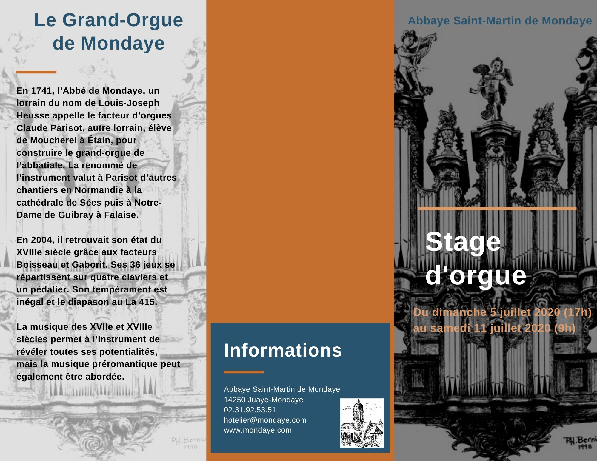 Stage Orgue Mondaye Tract 2020 1